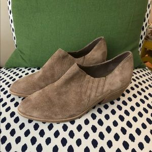 Joie Bootie - Size 9- Taupe / brown / tan